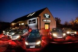 Steve Hill Land Rover Bristol